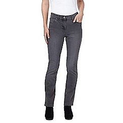 The Collection - Grey straight leg jeans