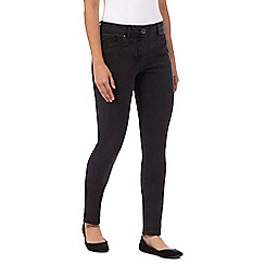 The Collection - Dark grey skinny jeans