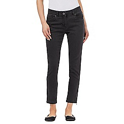The Collection - The Collection dark grey skinny fit jeans
