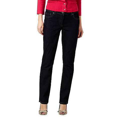 The Collection - Near black stretch slim leg jeans
