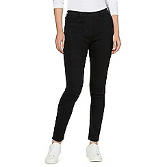 The Collection - Black slim fit jeggings