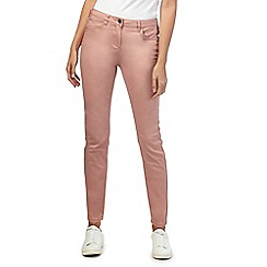 The Collection - Pink slim fit jeggings