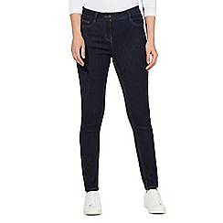 The Collection - Dark blue skinny jeans