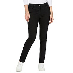 The Collection - Black skinny jeans