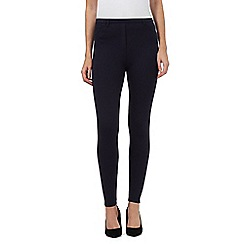 The Collection - Navy pocket trim leggings