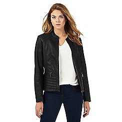 The Collection - Black biker jacket