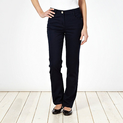 The Collection - Navy slim leg jeans