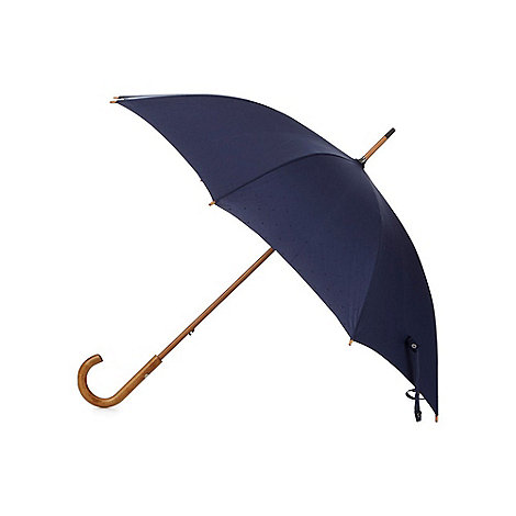 Hammond & Co. by Patrick Grant - Designer navy umbrella