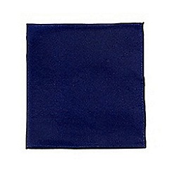 Osborne - Navy silk pocket handkerchief