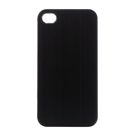 Skinnydip - Black metallic iPhone 4/4s case