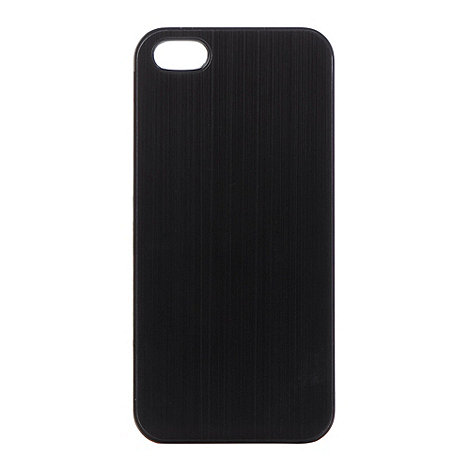 Skinnydip - Black metallic iPhone 5 case