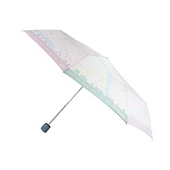 Fulton - Grey London map umbrella