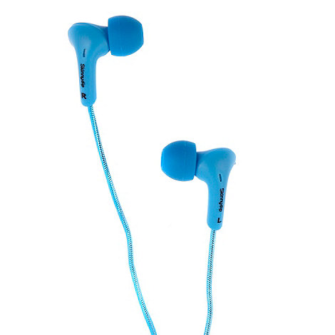 Skinnydip - Blue noise isolation earbud earphones
