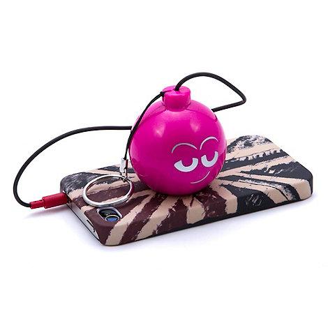 Skinnydip - Pink bomb speaker