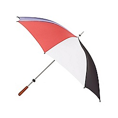 Fulton - Black 'Fairway' golfer umbrella