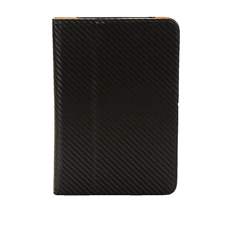 Skinnydip - Black woven textured iPad Mini case