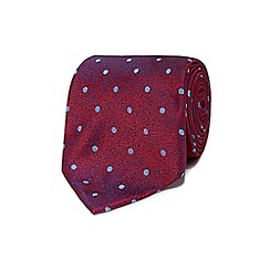 The Collection - Pink spotted tie