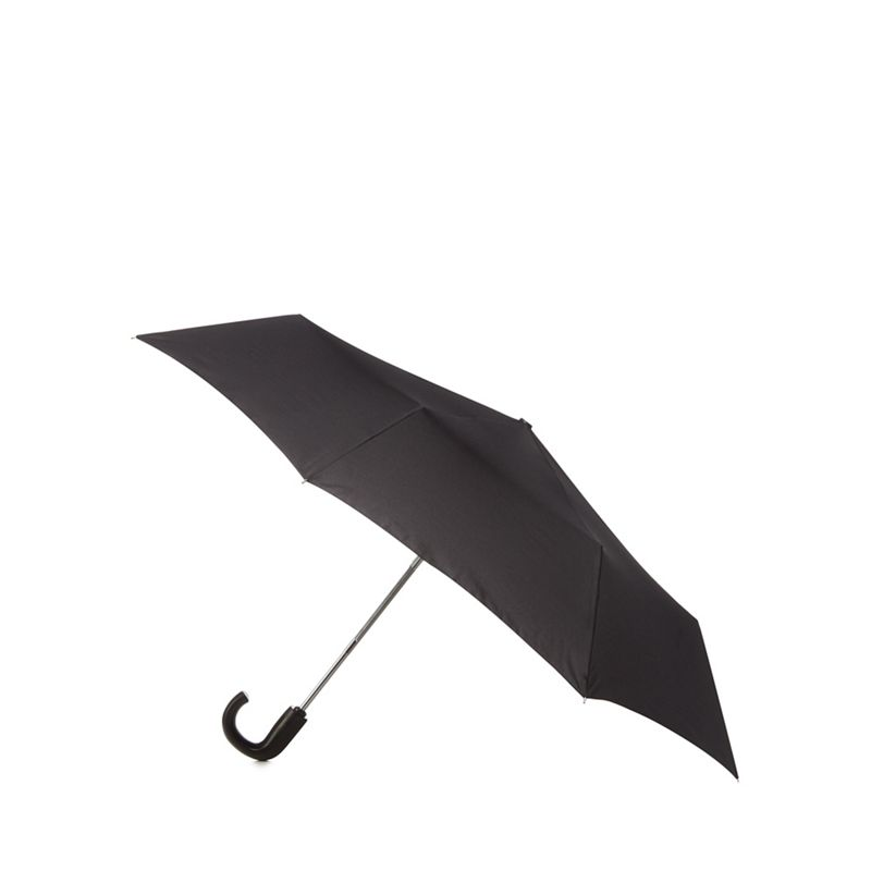 Fulton Black Open and Close automatic umbrella
