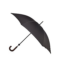 Fulton - Black 'Huntsman' large umbrella