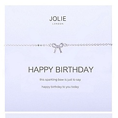 Jolie - HAPPY BIRTHDAY bracelet
