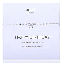 Jolie - HAPPY BIRTHDAY bracelet