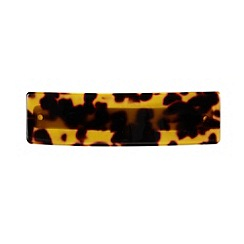 The Collection - Brown tortoiseshell barrette