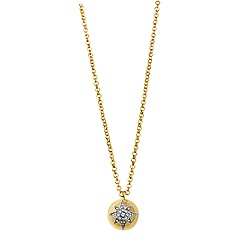 Dyrberg Kern - Gold plated necklace