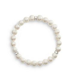 No. 1 Jenny Packham - Designer 8mm pearl bracelet