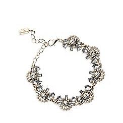 No. 1 Jenny Packham - Designer gold stone bracelet