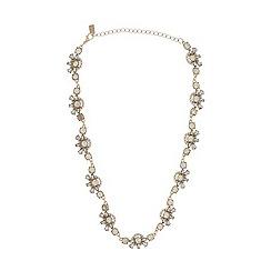 No. 1 Jenny Packham - Designer gold stone necklace