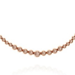 J by Jasper Conran - Designer rose ball necklace