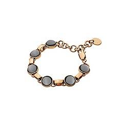 Dyrberg Kern - Rose gold 'pria' bracelet
