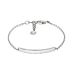 DKNY - City sparkle ID bracelet