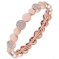 Anne Klein - Rose gold bracelet