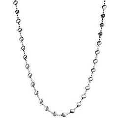 Anne Klein - Silver short necklace