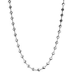 Anne Klein - Silver short necklace