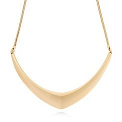 Fiorelli - Gold plated collar necklace