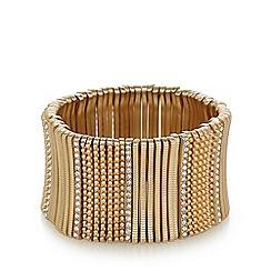 Fiorelli - Gold plated cuff bracelet