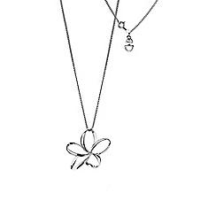 Hot Diamonds - Sterling silver 'Paradise pendant'
