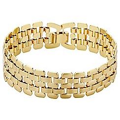 Pilgrim - Gold bracelet
