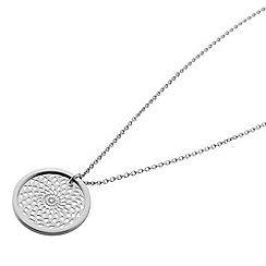 STORM - Silver denzi necklace
