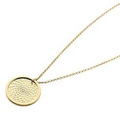 STORM - Gold denzi necklace