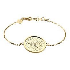STORM - Gold denzi bracelet