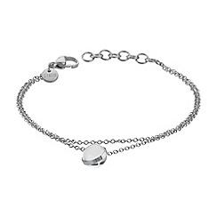 STORM - Silver isla bracelet