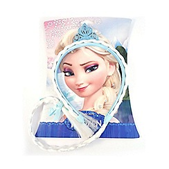 Disney Frozen - Multicoloured Elsa fake hair tiara