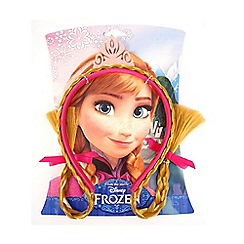 Disney Frozen - Multicoloured Enna fake hair