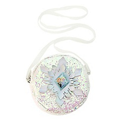 Disney Frozen - Multicoloured glitter mini bag