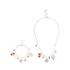 Disney Frozen - Multicoloured charm jewellery gift box set