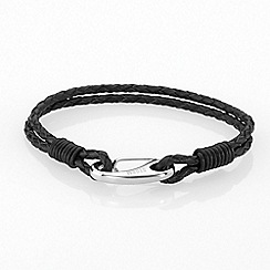 STORM London - Black jax bracelet