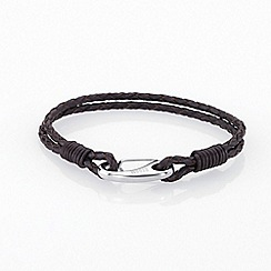 STORM - Brown jax bracelet